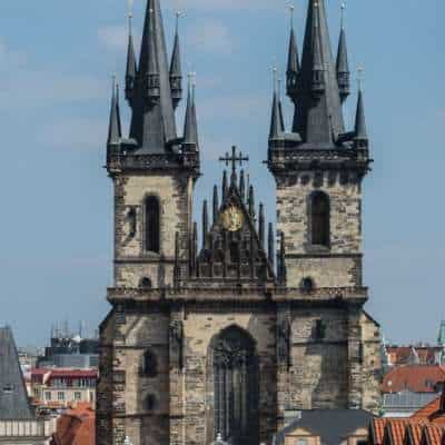The Old Town Square of Prague – the heart of the city
