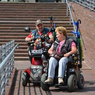 Hints on visiting Prague for people with disabilities