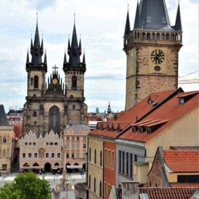 Pražské Staroměstské náměstí – tlukoucí srdce města
